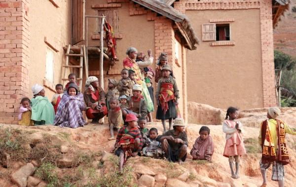 Les villageois de Mahamavo