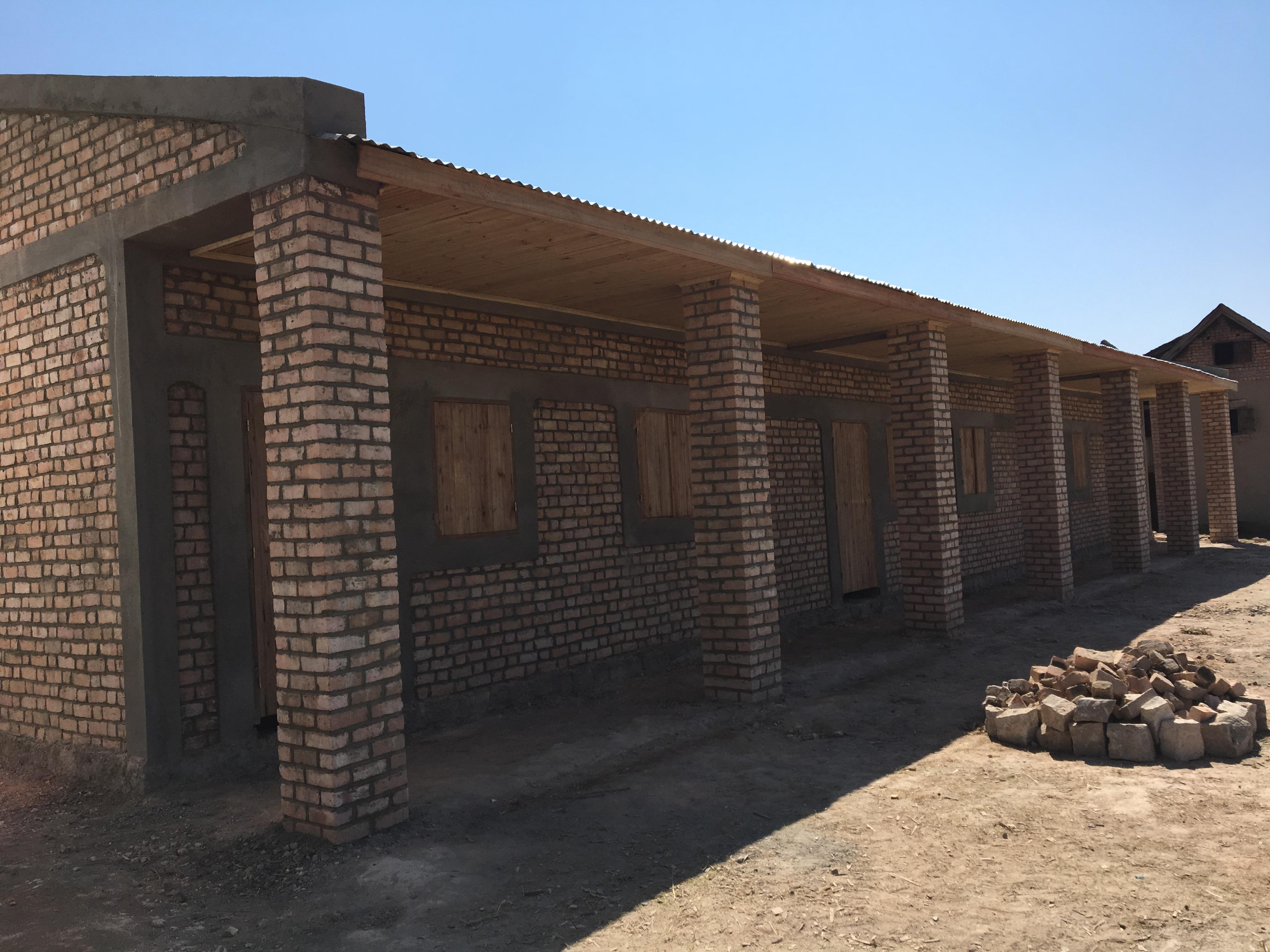 Ecole construite par IDEES en 2018.